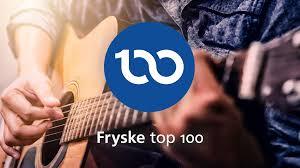 Fryske top 100 logo